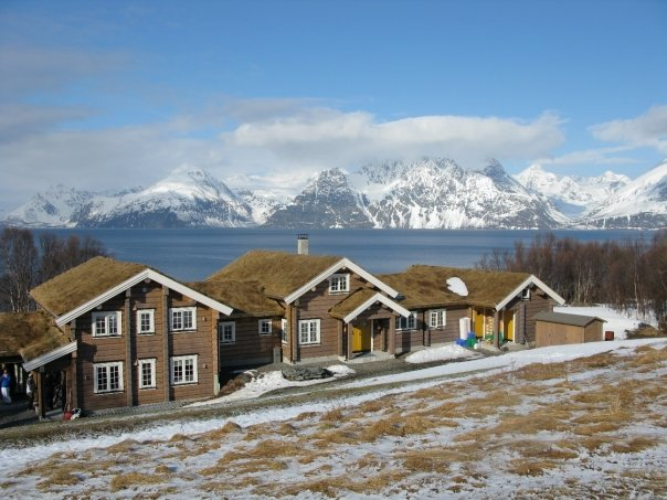 The Lyngen Lodge