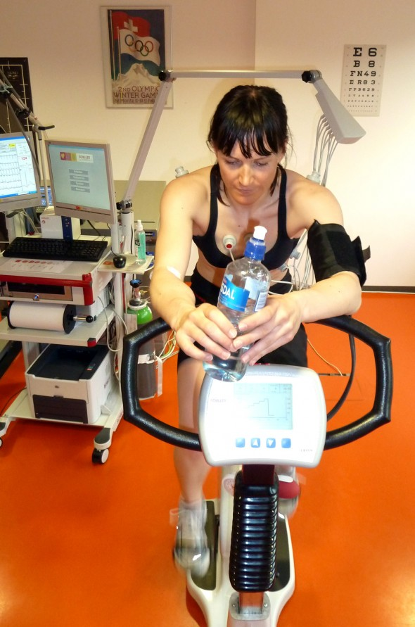 Medical assessment of physical fitness