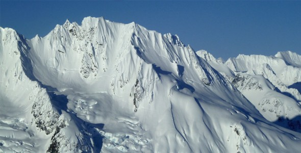 Haines, Alaska, is home to the most beautiful mountains to ski in the world