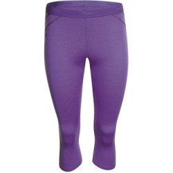 Bergans of Norway Fjellrapp Lady 3/4 Tights, made of Merino wool