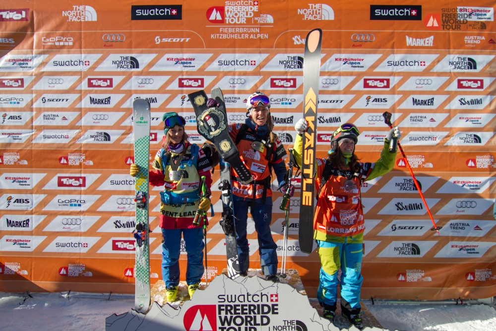 Swatch Freeride World Tour Fieberbrunn Kitzbüheler Alpen 2015