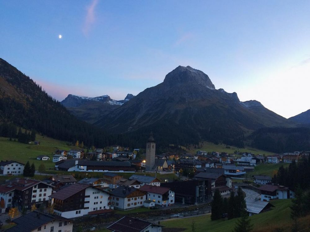 lech was the perfect location again this year for thehellip
