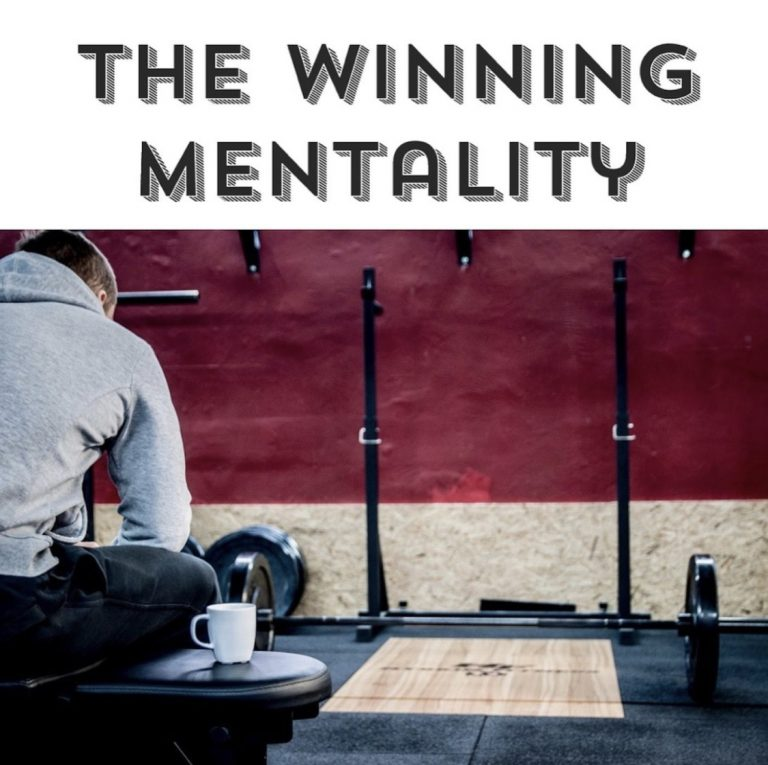 The Winning Mentality podcast